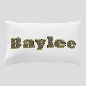 Baylee Gold Diamond Bling Pillow Case