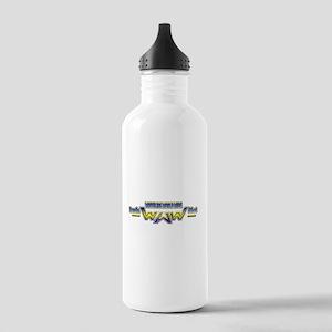 Rasslin Riot logo Water Bottle
