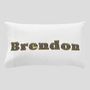 Brendon Gold Diamond Bling Pillow Case