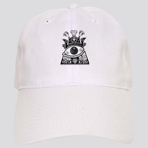 Consumer Slavery for light shirts Cap