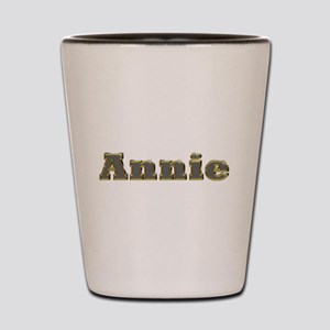 Annie Gold Diamond Bling Shot Glass