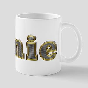 Annie Gold Diamond Bling Mugs