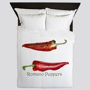 Romano Pepper Watercolour / watercolor painting Qu