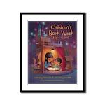 2015 Children's Book Week Framed Panel Print