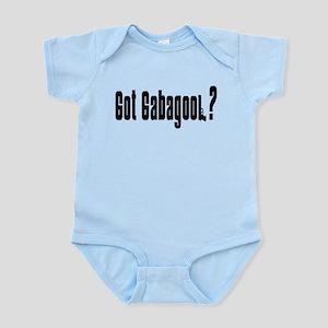Got Gabagool? Body Suit