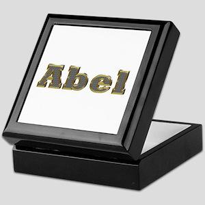 Abel Gold Diamond Bling Keepsake Box