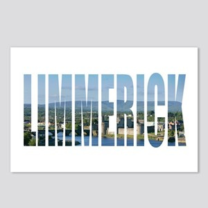Limmerick Postcards (Package of 8)