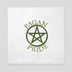 Pagan Pride Queen Duvet