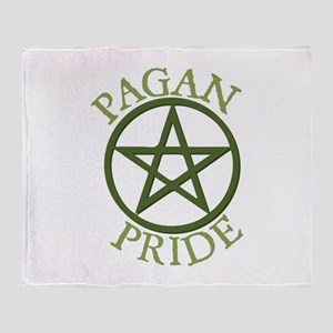 Pagan Pride Throw Blanket