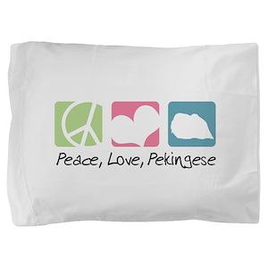 peacedogs Pillow Sham