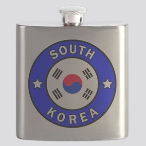 South Korea Flask