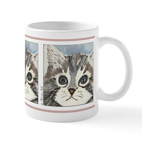 Ray the Cat Mug