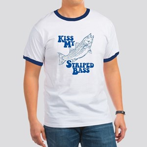 Kiss My Bass Ringer T