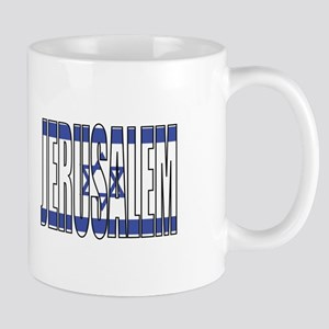 Jerusalem Mugs