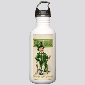 St patricks Day Stainless Water Bottle 1.0L