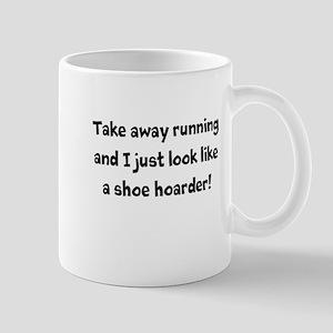Shoe Hoarder Mugs