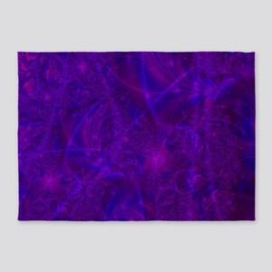 Neural Network 5'x7'area Rug