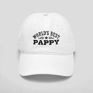 World's Best Pappy Cap