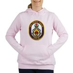 USS GEORGE PHILIP Women's Hooded Sweatshirt