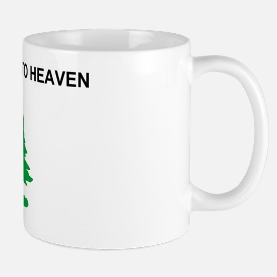 An Appeal To Heaven Mug