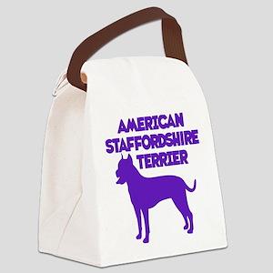 AM.STAFF Canvas Lunch Bag