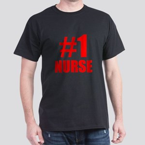 Number 1 Nurse T-Shirt