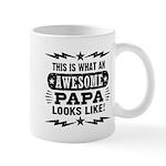 Awesome Papa Mug