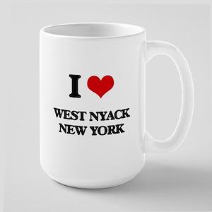 I love West Nyack New York Mugs