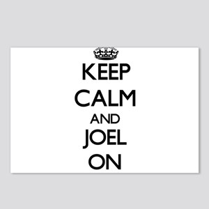 Keep Calm and Joel ON Postcards (Package of 8)