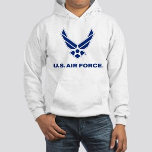U.S. Air Force Logo Hooded Sweatshirt