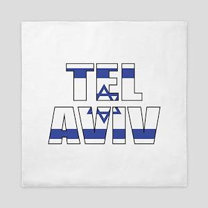 Tel Aviv Queen Duvet