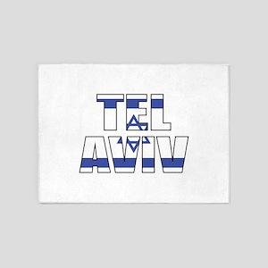 Tel Aviv 5'x7'Area Rug