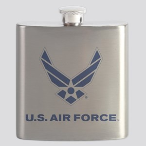 U.S. Air Force Logo Flask