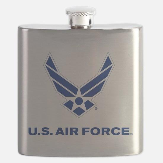 U.S. Air Force Logo Flask