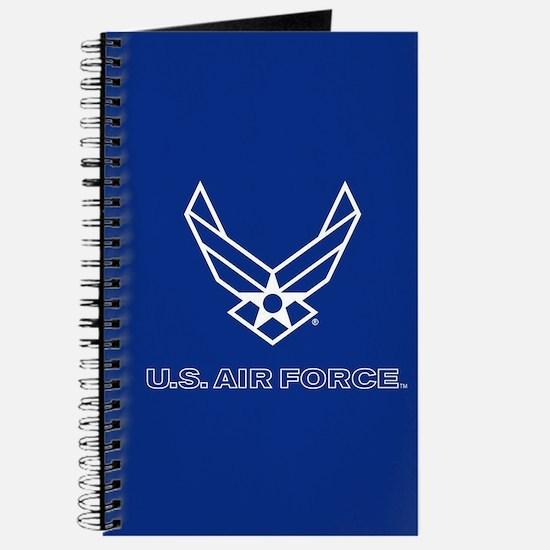U.S. Air Force Logo Journal