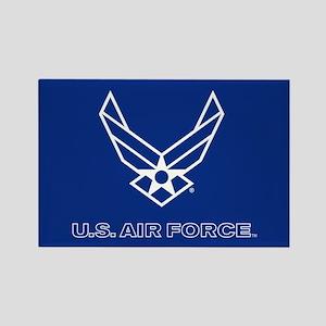 U.S. Air Force Logo Rectangle Magnet