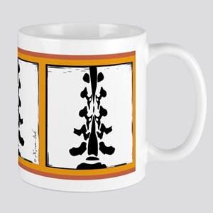 Lumbar Spine Design Mug