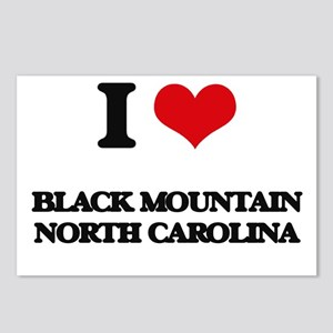 I love Black Mountain Nor Postcards (Package of 8)