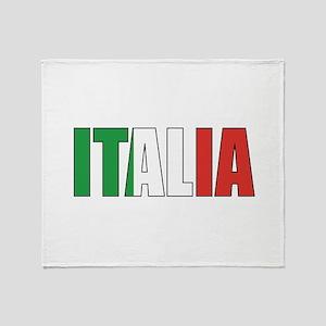 Italia Throw Blanket