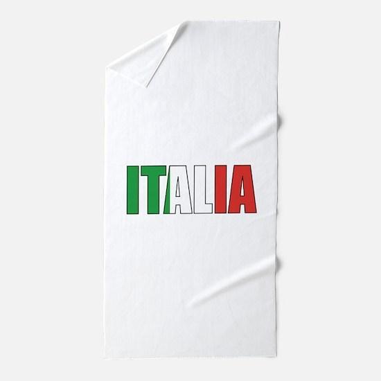Italia Beach Towel