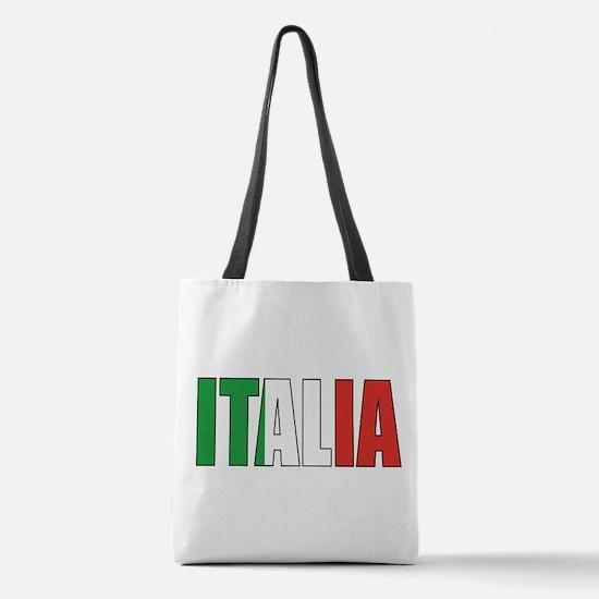 Italia Polyester Tote Bag