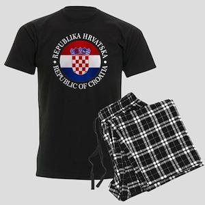 Croatia (rd) Pajamas