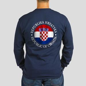 9cadf8a2a077 Croatia (rd) Long Sleeve T-Shirt