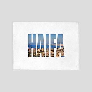 Haifa 5'x7'Area Rug