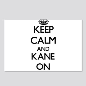 Keep Calm and Kane ON Postcards (Package of 8)