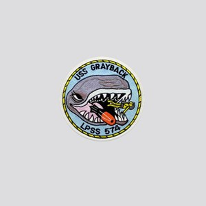 USS GRAYBACK Mini Button