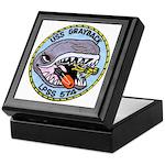 USS GRAYBACK Keepsake Box