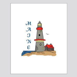 MAINE LIGHTHOUSE Posters