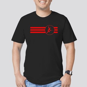 Fencer Stripes (Red) T-Shirt