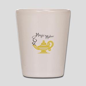 MAGIC MAKER Shot Glass